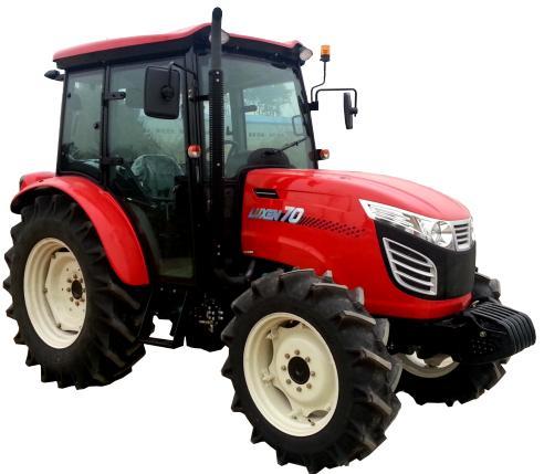 Tracteur branson s rie k avec cabine for Branson condomini e cabine in affitto